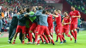 A Milli Futbol Takımı için prim ihtarnamesi