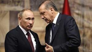 'Cumhurbaşkanı Erdoğan Putin ile görüşecek'