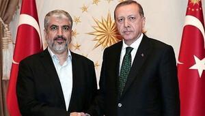 Hamas'tan Erdoğan ve Türk halkına teşekkür