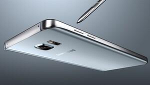 Galaxy Note 7'nin logosu da ortaya çıktı