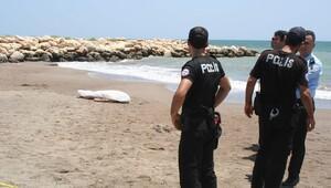 Mersin'de 90 yaşındaki Alman denizde boğuldu