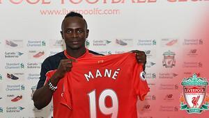 Liverpool, Mane'yi transfer etti
