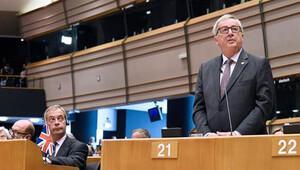 Avrupa Parlamentosu'nda 'İngiltere' gerginliği