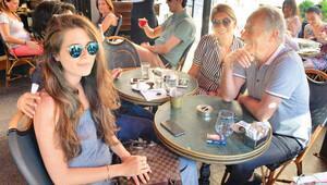Mustafa Denizli ve ailesi yemekte buluştu