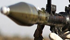 Lice'de PKK'dan roketli saldırı: 1 şehit, 3 yaralı