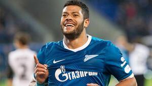 Hulk 56 milyon Euro'ya Çin'e transfer oldu
