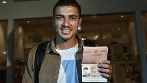 Fenerbahçe'nin yeni transferi patlamadan hemen önce İstanbul'a geldi