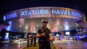 Atatürk Havalimanı saldırısına dünya böyle tepki gösterdi