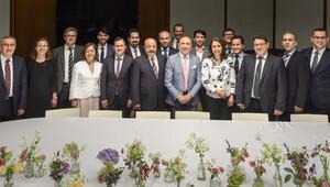 Almanya Ekonomi Bakanı, Türk işadamlarına böyle seslendi: KATKILARINIZ İÇİN MİNNETTARIM