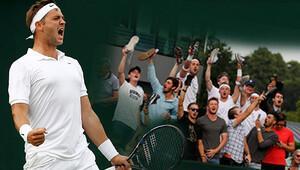 Wimbledon'da Willis mucizesi!