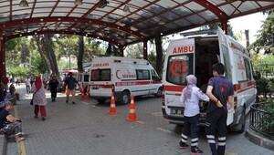İzmirli'yi sıcak çarptı