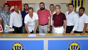 Tarsus İdmanyurdu'nda teknik direktör