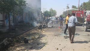 Tel Abyad'da intihar saldırısı