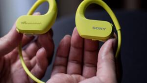 Sony'den deniz suyuna dayanıklı kulaklık: Sony Walkman NW-WS413