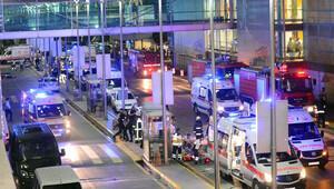 Soruşturma başlatıldı, teröristler için yabancı uyruklu şüphesi var