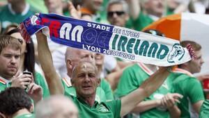 İrlandalı taraftarlara büyük ödül!