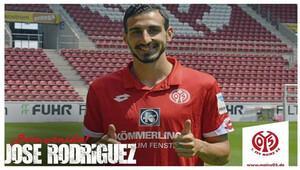 Jose Rodriguez, Mainz ile 4 yıllık sözleşme imzaladı
