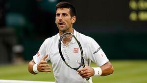 Djokovic 3. tura yükseldi