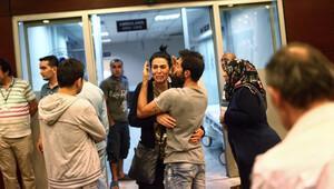 Atatürk Havalimanı saldırısından sağ kurtulan gencin ağabeyi sosyal medyayı ağlattı