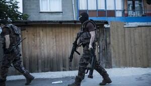 İstanbul ve İzmir'de IŞİD operasyonu