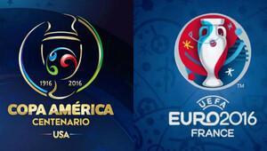Copa America ve EURO 2016 şampiyonları maç yapacak