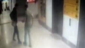 Terörist kahraman polise böyle ateş etmiş!
