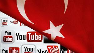 YouTube'tan Türk bayrağı jesti
