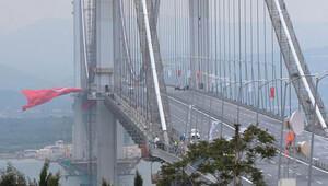 Köprü geçişine yüzde 8 KDV uygulanacak