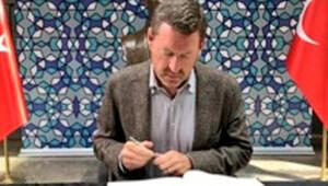 Kai Diekmann'dan Türkiye'ye taziye mesajı