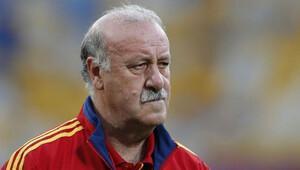 Del Bosque görevinden istifa etti