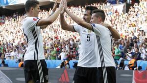 Favori Almanya...