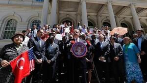New York Belediyesi İstanbul için toplandı