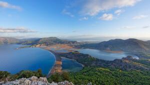 Bir ucu göl, bir ucu deniz: Dalyan