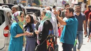İranlı turistler 'erken bayram' yaşattı