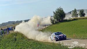 WRC Polonya'da lider Mikkelsen