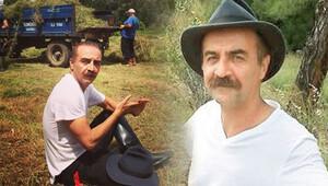 Çiftlik hayatı Yılmaz Erdoğan'a yaradı