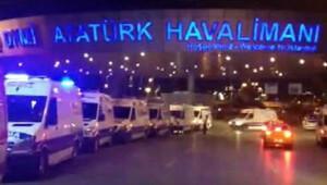 Azerbaycan'da Atatürk Havalimanı'nda hayatını kaybedenler anıldı