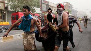 Bağdat'ta intihar saldırısı: En az 167 ölü
