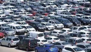 Otomotivden 2008'den bu yana en yüksek aylık ihracat