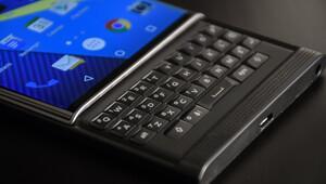 BlackBerry'nin yeni telefonları geliyor