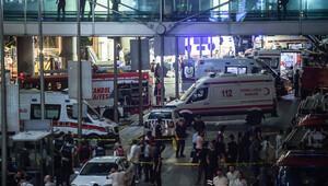 Atatürk Havalimanı'ndaki terör saldısırı ses kayıtlarına yansıdı