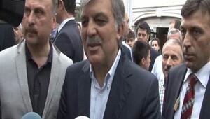 Abdullah Gül: Bu Ramazan ayında çok acılar çekildi