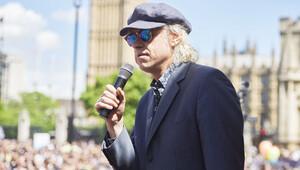 """Boris Johnson: """"Gelecek gerçekten parlak, Bob Geldof bunu söylemeli."""""""