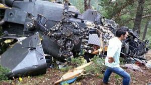 Acı haber! Giresun'da askeri helikopter düştü 7 şehit 8 yaralı