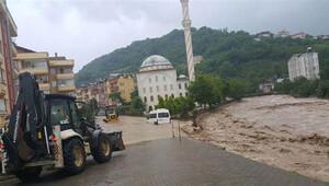 Ordu'yu sel vurdu: 2 kişi öldü, 1 kişi kayıp