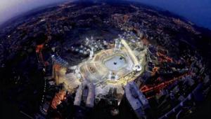 2 milyonu aşkın kişi Kabe'de bayram namazı kıldı