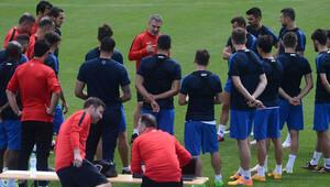 Trabzonspor'da 8 futbolcunun tesislere girmesi yasaklandı!