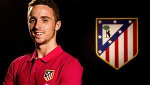 Atletico Madrid, Diogo'yu transfer etti