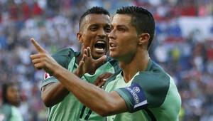 Portekiz 2-0 Galler / MAÇIN ÖZETİ
