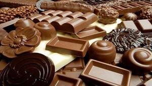 Milyar dolarlık çikolata